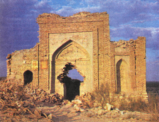 Фото №1 - По серебряному пути Ибн-Фадлана