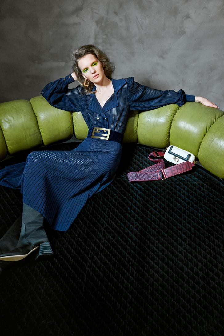 Фото №6 - Озорная и аристократическая: как одеться в стиле Катрин Денев в фильме «Дневная красавица»?