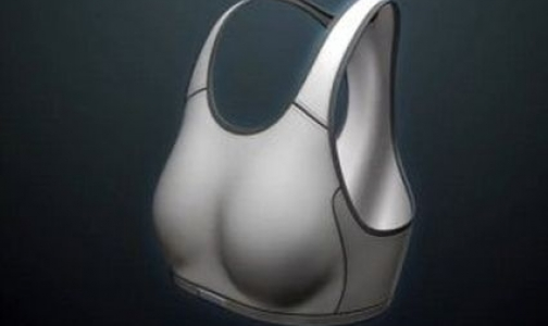 Фото №1 - Создан бюстгальтер, распознающий рак груди