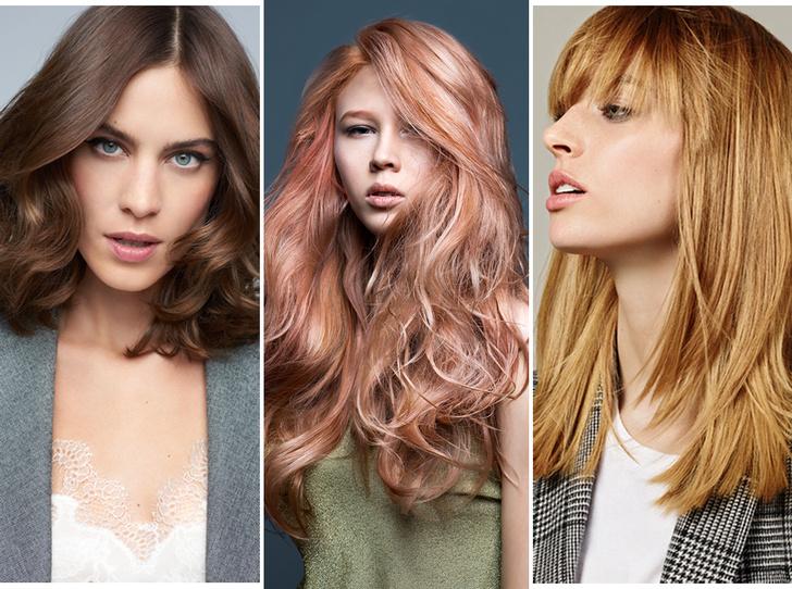 Фото №1 - Главные тренды в окрашивании волос лета 2018