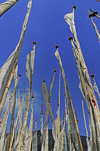 Фото №2 - Бутан: счастье - это место
