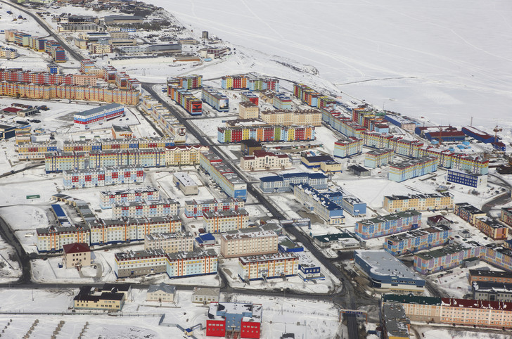Arctic-Images / Getty ImagesАнадырь