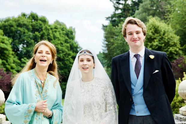 Фото №2 - Первая королевская свадьба в этом году: принцесса Иордании Райя вышла замуж в Лондоне