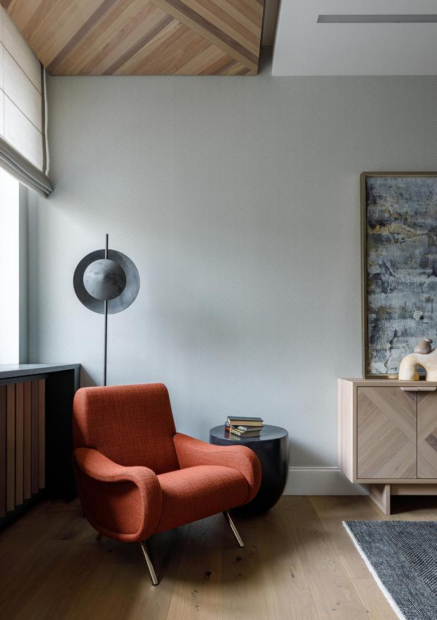 Фото №10 - Светлая квартира с панорамными окнами в Хамовниках