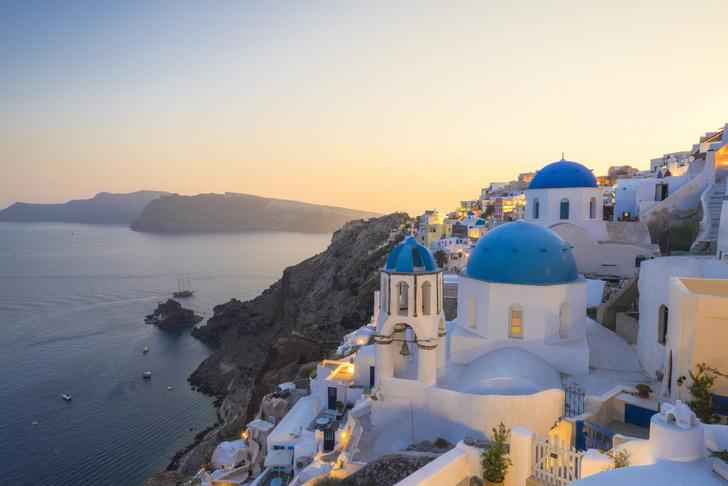 Фото №1 - Один кадр: Греция