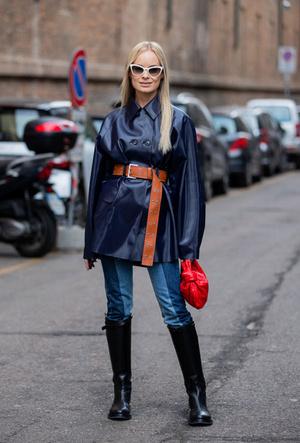 Фото №2 - Как выбрать идеальную кожаную куртку: советы стилиста