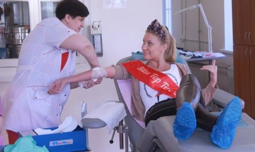Фото №1 - Петербурженки подарили пациентам городских больниц 58 литров крови