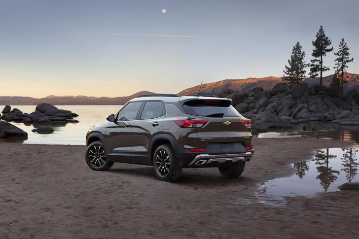 Фото №7 - Новый Chevrolet Trailblazer показал, как не надо продавать автомобили