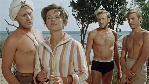 Фото №9 - 10 советских фильмов, которые надо показать иностранцу или пришельцу