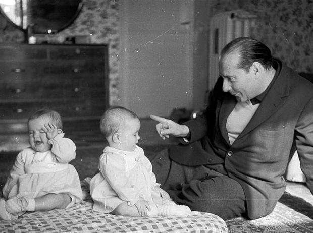 Фото №19 - Итальянские страсти: «аморальный» роман Ингрид Бергман и Роберто Росселлини