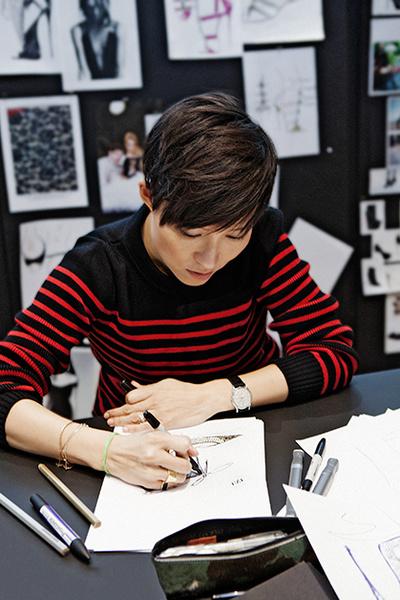 Фото №4 - Дизайнер Jimmy Choo Сандра Чой о своей работе