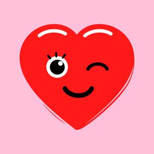Фото №1 - Тест: Выбери сердечко и узнай, какая романтичная цитата опишет твой декабрь 💕
