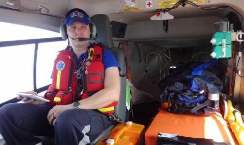 Фото №1 - Над КАДом перестали летать вертолеты, спасающие пострадавших