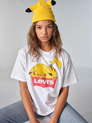 Фото №5 - Levi's сделали коллаборацию с Pokémon