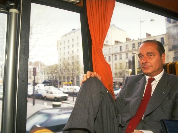 Фото №13 - Каким был Жак Ширак: 18 неформальных фото экс-президента Франции