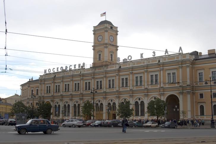 Фото №5 - Архитектурные прогулки: Петербург «спонтанный». Часть первая