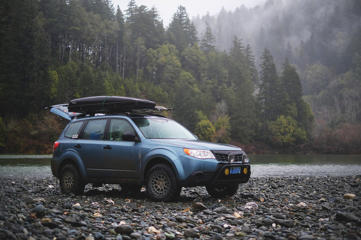 Фото №10 - На шесть звезд: интересные факты из истории Subaru