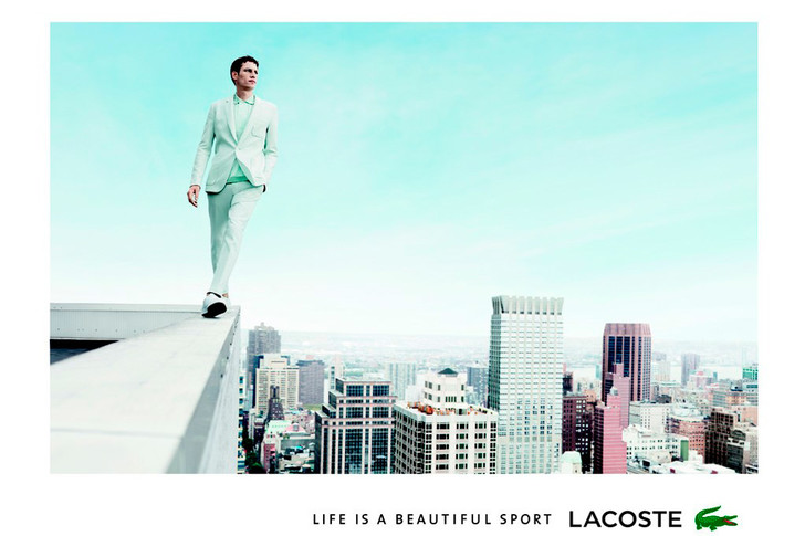 Lacoste, Рош Барбо (Roch Barbot)