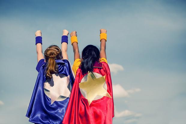 Фото №3 - Мужской взгляд: Почему мы боимся сильных девушек?