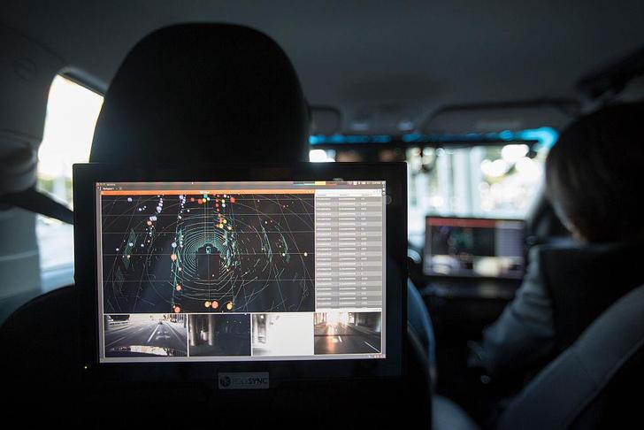 Фото №6 - Покорность машин: 10 фактов о беспилотных автомобилях