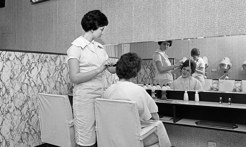 Как красили волосы в СССР: лайфхаки из прошлого