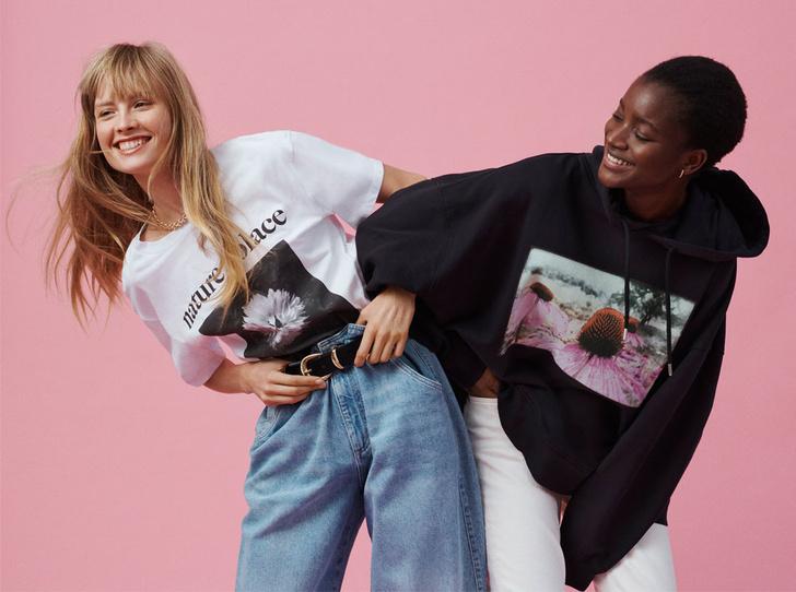 Фото №1 - 6 стильных вещей из коллаборации Helena Christensen x H&M, которые приблизят весну