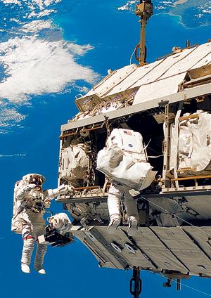 Фото №1 - Сколько продержится экипаж МКС без поставок с Земли?