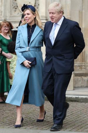 Фото №12 - Спектакль окончен: Кейт, Меган и их последняя модная битва на службе в Вестминстере