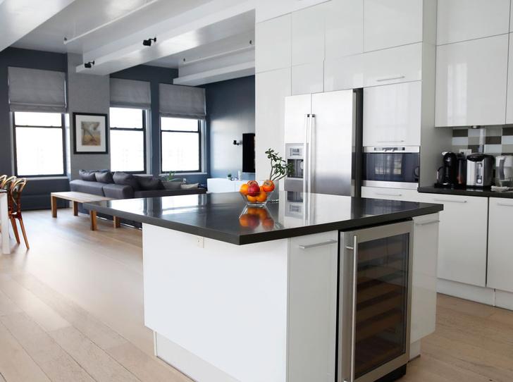 Фото №2 - Как правильно обустроить большую кухню