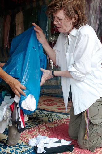 Фото №6 - Клуб по интересам: знаменитые поклонницы сумок Birkin