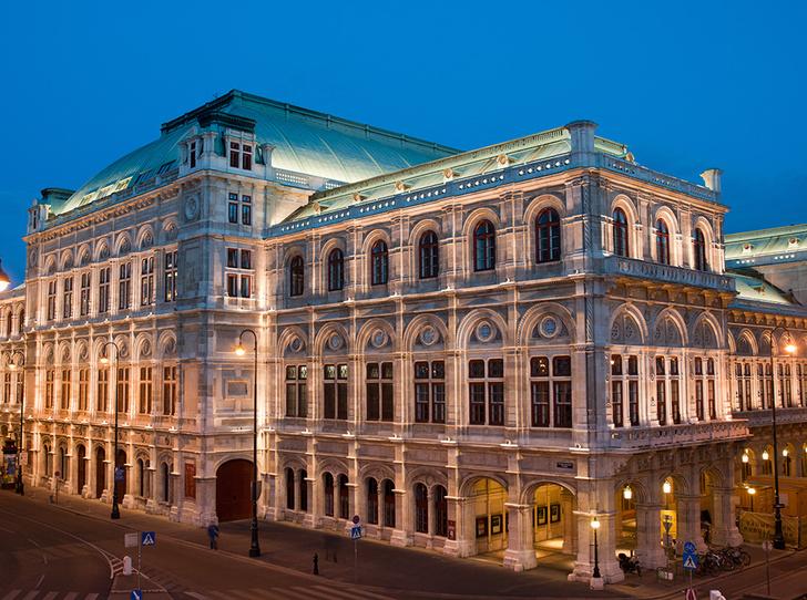 Фото №1 - Кофе, «Захер» и Венская опера: самые притягательные символы столицы Австрии