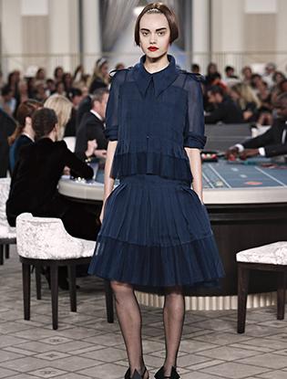 Фото №51 - Неделя Высокой моды в Париже: Chanel FW2015/16