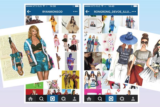 Фото №4 - 20 fashion-иллюстраторов, на которых стоит подписаться в Инстаграме