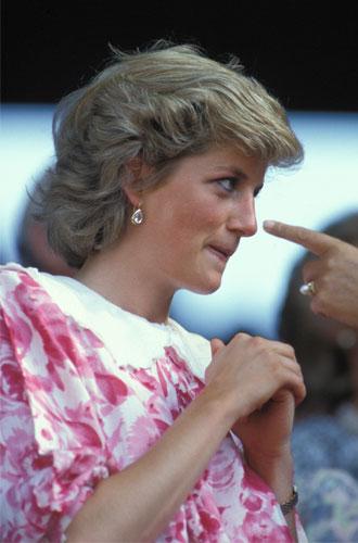 Фото №2 - Спортивный интерес: самые стильные образы Дианы на Уимблдоне
