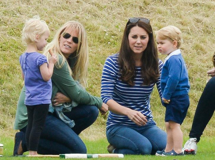 Фото №6 - Тайная подруга Кейт: почему герцогиня может лишиться своей союзницы