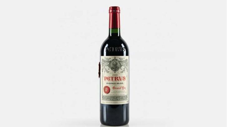 Фото №1 - Побывавшее на МКС вино выставили на аукционе за 1 млн долларов