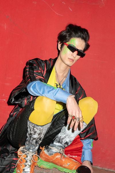 Фото №7 - My ID is Asian Fashion: за что московские модники любят азиатский стиль