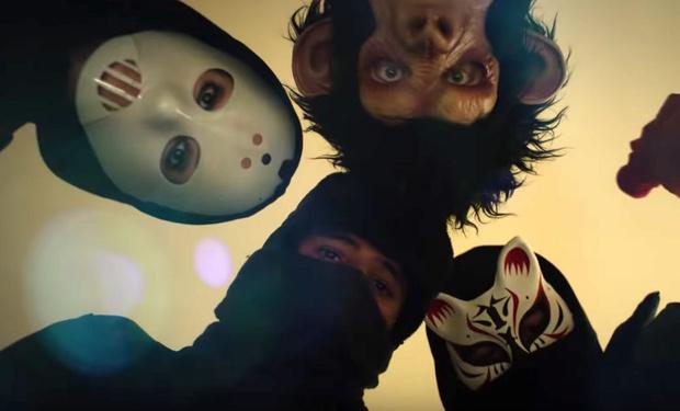 Фото №1 - Психологический эксперимент в трейлере сериала «Мы— волна» от Netflix