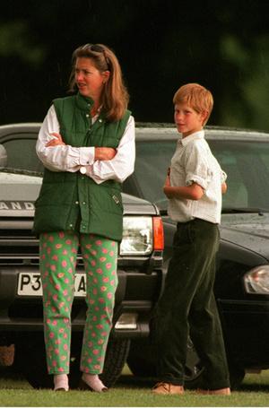 Фото №5 - Тигги Легг-Брук: любимая няня Уильяма и Гарри и кошмар принцессы Дианы