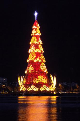 Фото №15 - Елки, палки, мандарины: как украшают новогодние деревья в разных странах мира
