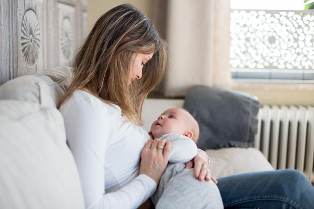 Фото №1 - Это не примета: ученые выяснили, что беременность заразна