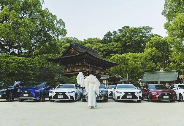 Фото №7 - Lexus: легенда о 47 такуми