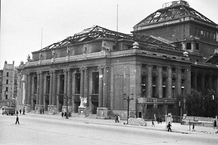 Фото №14 - Покоренный Берлин глазами военного фотографа: репортаж из мая 1945-го