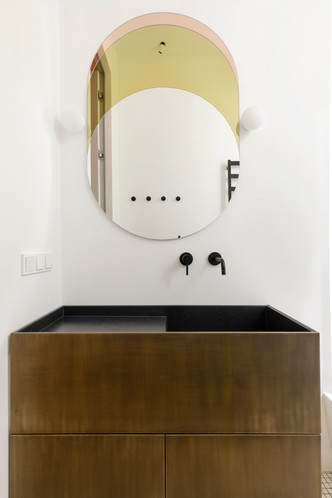 Фото №16 - Минималистичная квартира в лофт-апартаментах в Москве