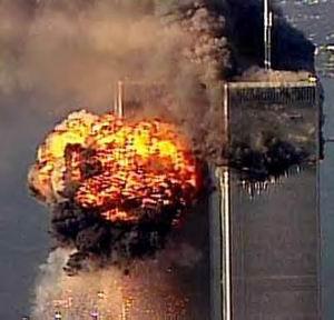 Фото №1 - Мир вспоминает трагедию 11 сентября