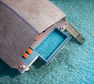 Фото №5 - Одни для всех: семейный отдых на Мальдивах