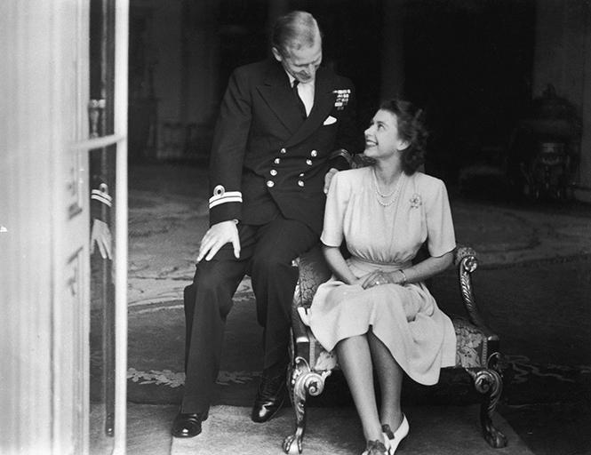 Фото №19 - Молодой принц Филипп: редкие и забытые фото супруга Елизаветы II