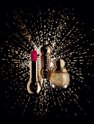 Фото №3 - State of Gold: рождественская коллекция Dior