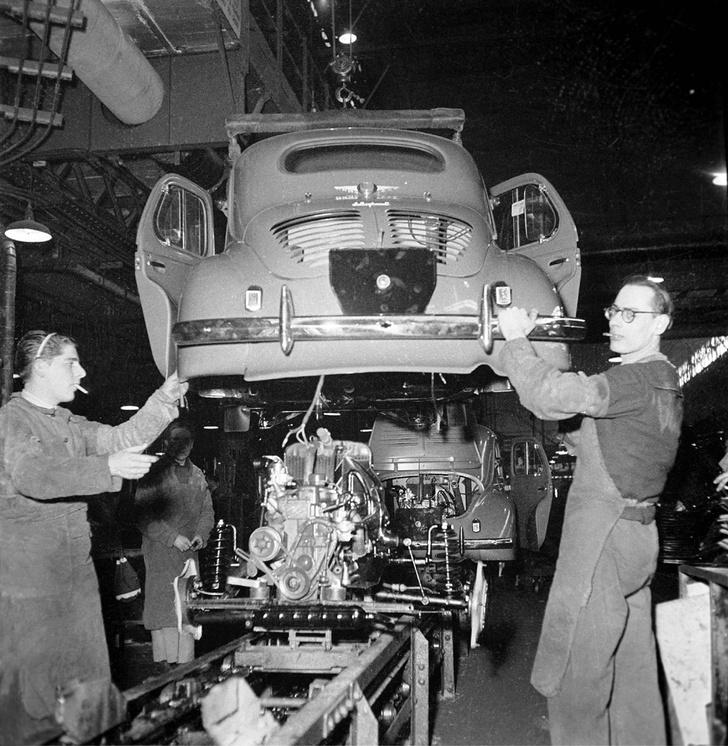 Фото №8 - От семейной фирмы до мирового гиганта: история компании Луи Рено