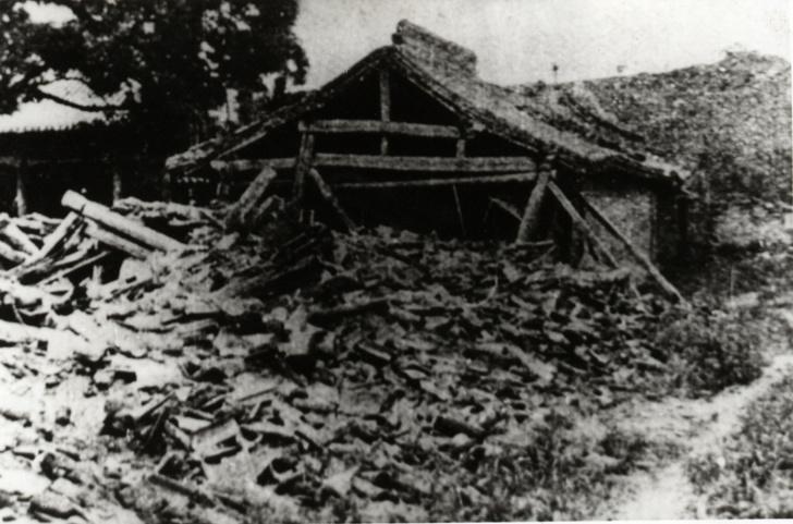 Фото №3 - История потрясений: 10 самых разрушительных землетрясений XX и XXI веков